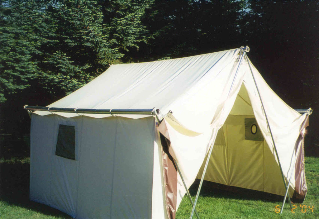 Outside Frame Tent