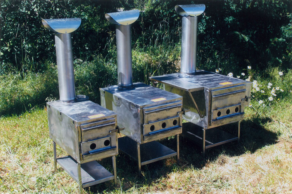 Spotted Owl Stoves